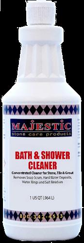 Majestic Bath Amp Shower Cleaner