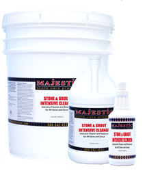 Majestic Stone and Grout Intensive Cleaner