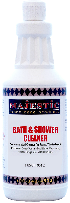 Majestic Bath and Shower Cleaner