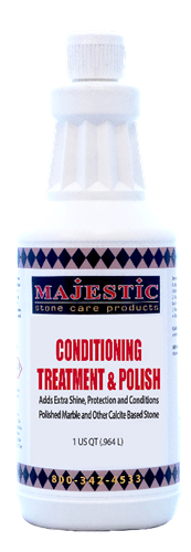 Majestic Conditioning Treatment and Polish