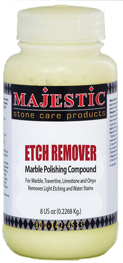 Majestic Marble Etch Remover