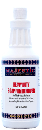 Majestic Heavy Duty Soap Scum Remover