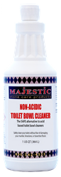Majestic Toilet Bowl Cleaner