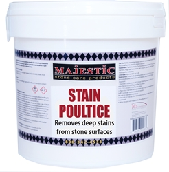 Poultice Powder-1.5 lbs poultice, powder, stain, removal, remove, remover, natural, stone, stains, granite, marble, travertine, onyx, professional, surface, surfaces, grade, safe, effective, deep, care, products