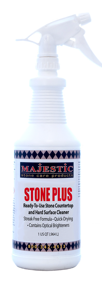 Majestic Stone Plus Spray Ready To Use Cleaner